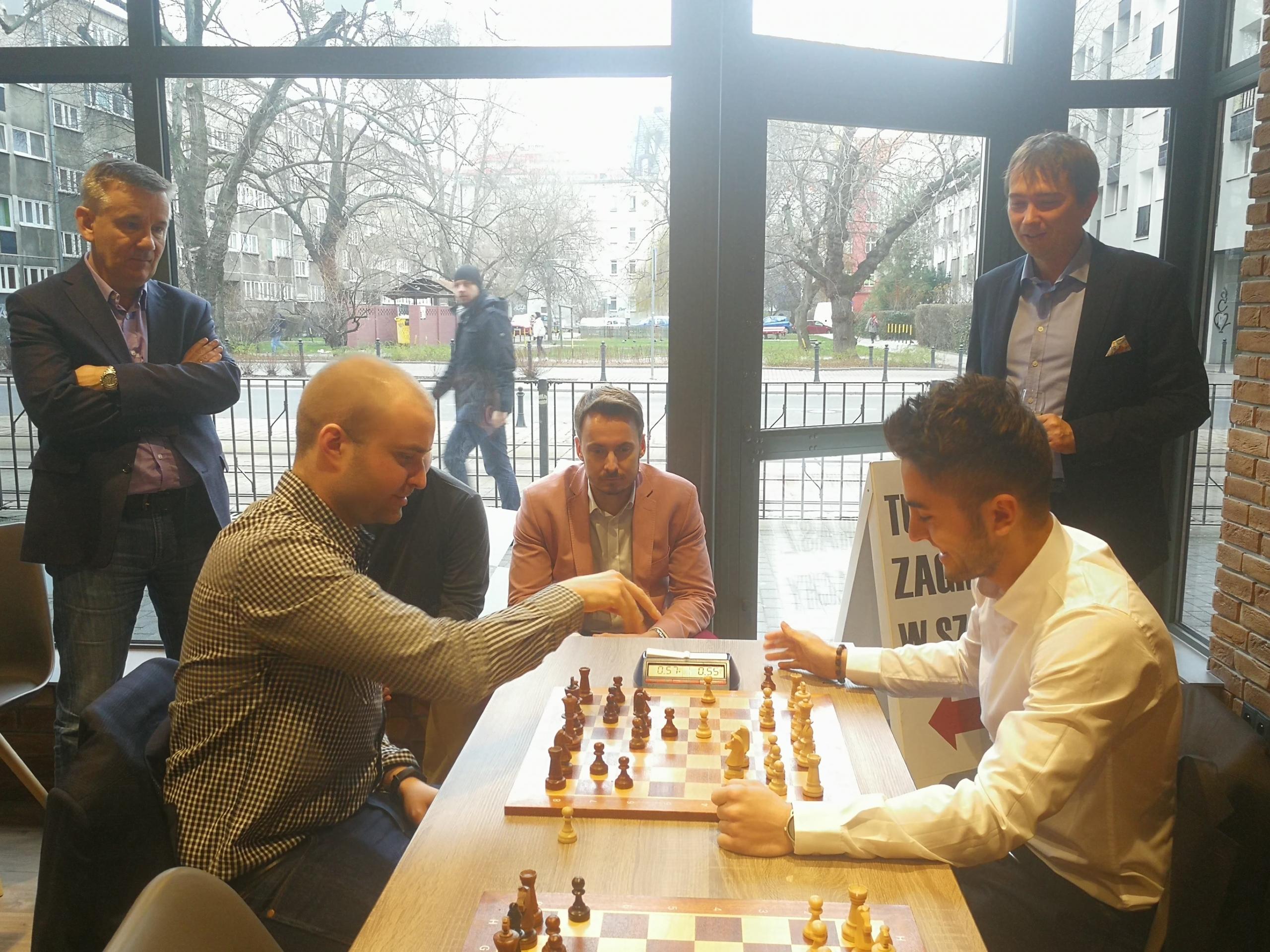 Marcin Tazbir vs Piotr Mazur
