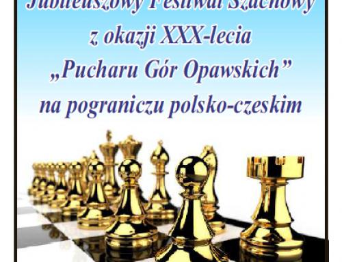 30. Międzynarodowy Puchar Gór Opawskich zakończony!