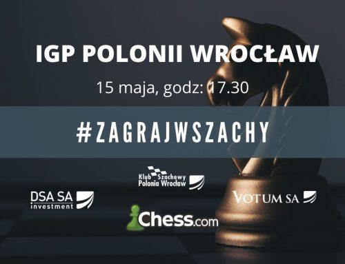 Internetowe Grand Prix Polonii Wrocław – 15.05.2020