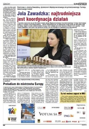 ss-strona szachowa 8 grudnia