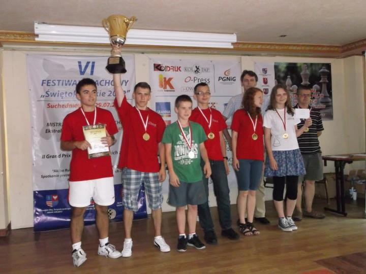 DMPJ 2012 Polonia Wroclaw