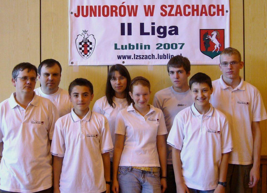 II Liga Juniorów - 2007