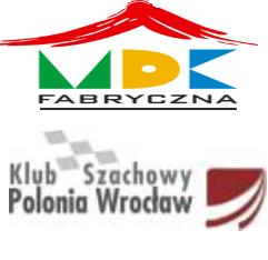 Logo - MDK Fabryczna Polonia Wrocław