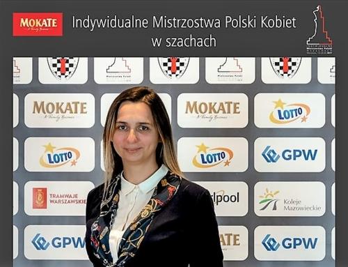 Iweta Rajlich – moim marzeniem jest pobić rekord arcymistrzyni Radzikowskiej!!!