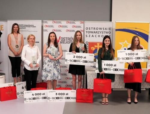 IMPK 2020: Jolanta Zawadzka na 5. miejscu