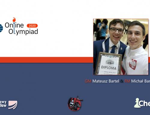 Olimpiada Online – Mateusz Bartel komentuje