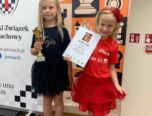 Mistrzostwa Polski Dziewcząt do lat 10!