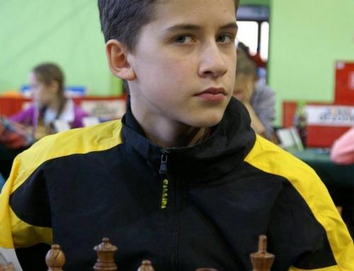 Grałem na wygraną w każdej partii, dawałem z siebie 100% – Jakub Luberański