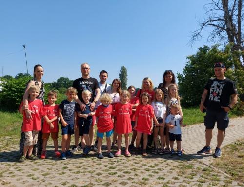Mamy medale w Mistrzostwach Dolnego Śląska Juniorów do lat 7!
