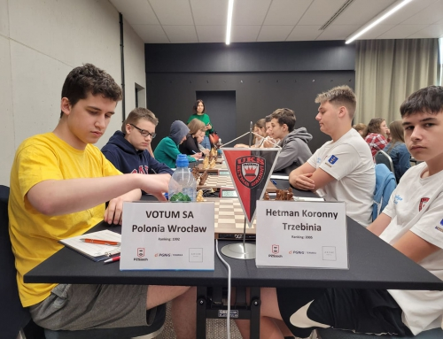 Ekstraliga i I Liga Juniorów: Remisowa runda