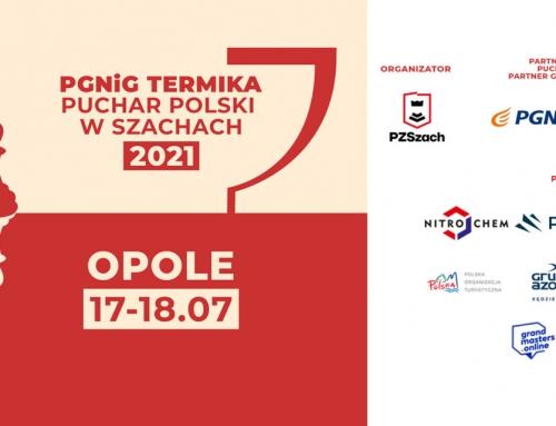 Puchar Polski – Opole, 17-18.07.2021
