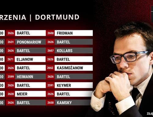 Mateusz Bartel zagra w Internationale Dortmunder Schachtage Deutschland Grand Prix