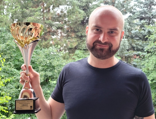 MARCIN TAZBIR wygrywa Memoriał Adolfa Anderssena!