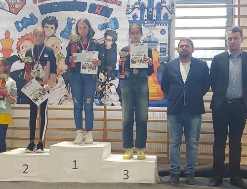 Trzy medale polonistów w MPJ w Szachach Szybkich do lat 8, 10 i 12!