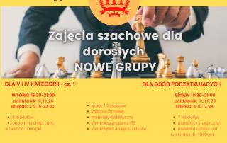 kurs szachowy dla dorosłych